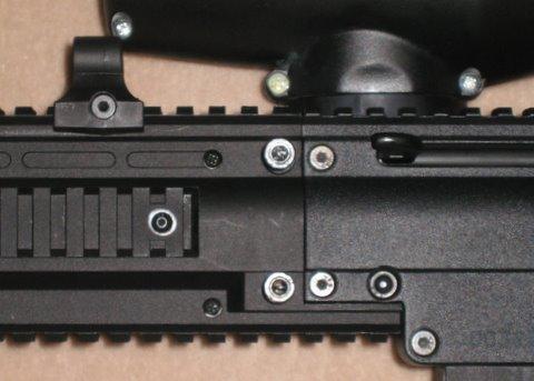 Tipmann X7 Front Grip