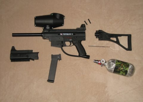 Tippmann X7 UMP Parts